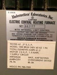 Wesco Furnace Wiring Diagram : 28 Wiring Diagram Images ...