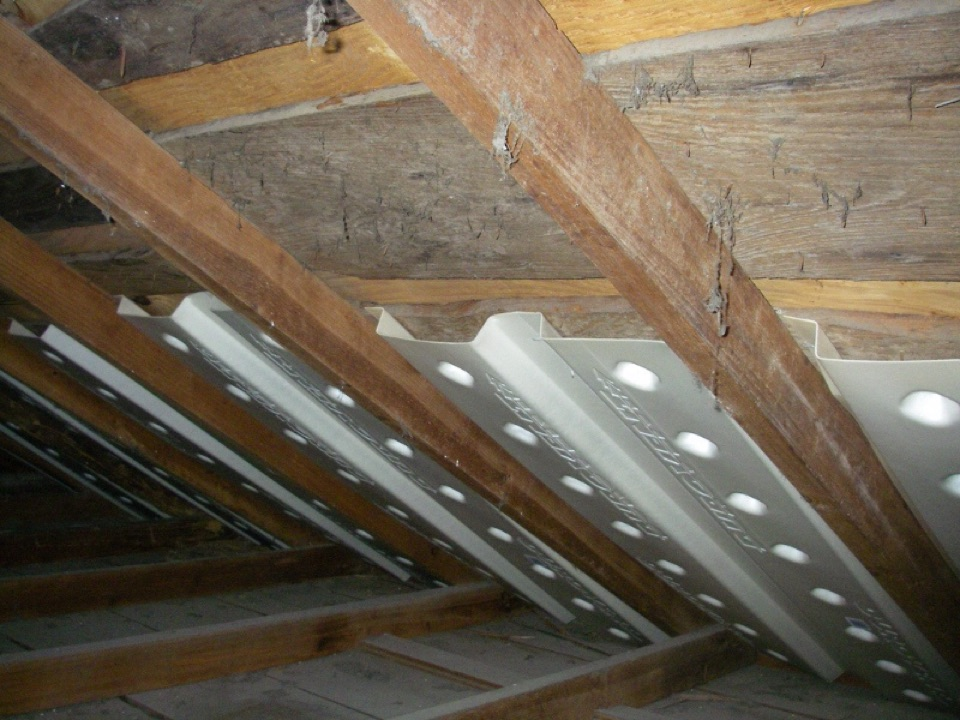 Roofinginsulationventilation Gutters Westerville Oh