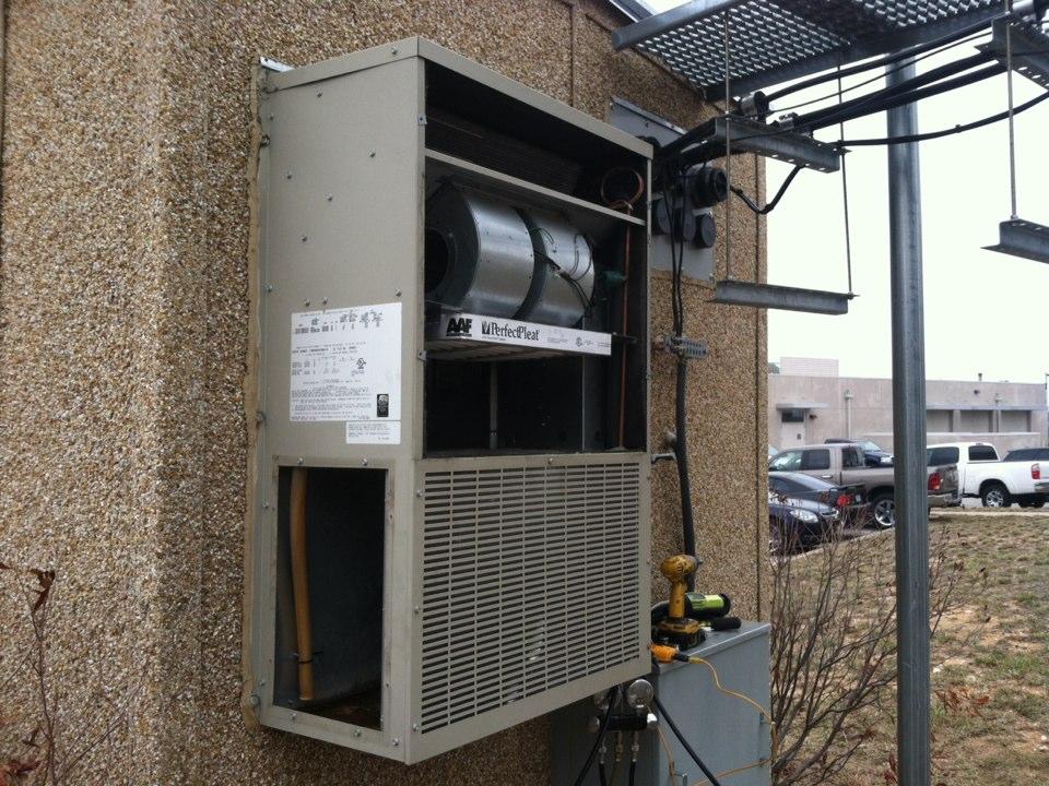 Furnace Air Conditioner And Plumbing Repair In Weldon