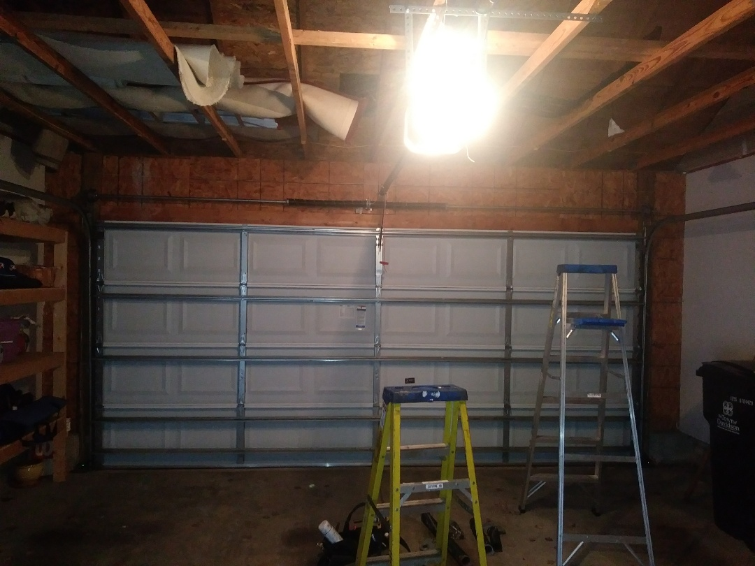 Garage Door Repair Indian Trail Nc Real Time Service Area For Tip Top Garage Doors Charlotte Nc