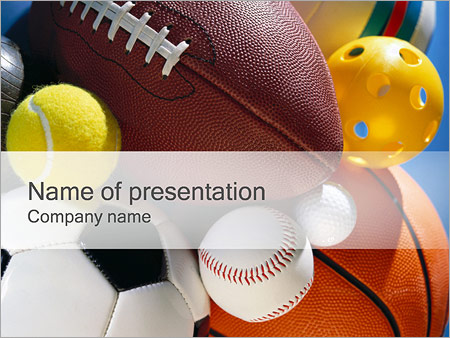 Sports PowerPoint Templates  Backgrounds, Google Slides Themes - sports background for powerpoint