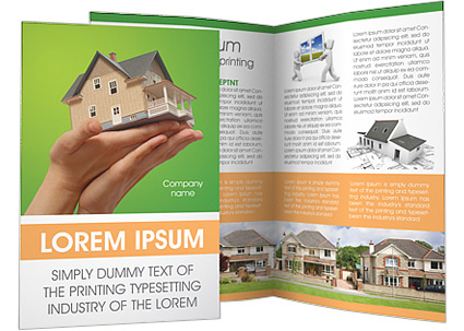 Home for Sale Brochure Template  Design ID 0000000739