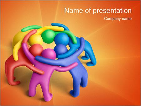 Teamwork PowerPoint Templates  Backgrounds, Google Slides Themes