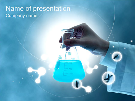 Chemistry PowerPoint Templates  Backgrounds, Google Slides Themes
