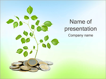 Finance PowerPoint Templates  Backgrounds, Google Slides Themes - money background for powerpoint