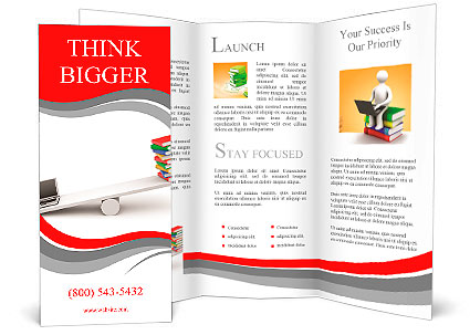 Information technology Brochure Template  Design ID 0000010282