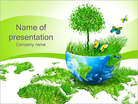 Nature PowerPoint Templates  Backgrounds, Google Slides Themes