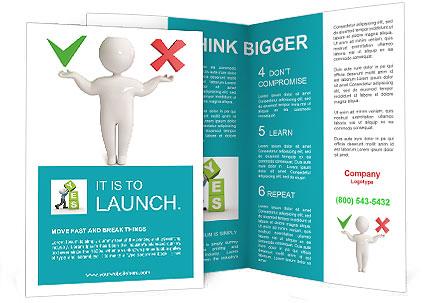 Election Brochure Template  Design ID 0000004008 - SmileTemplates