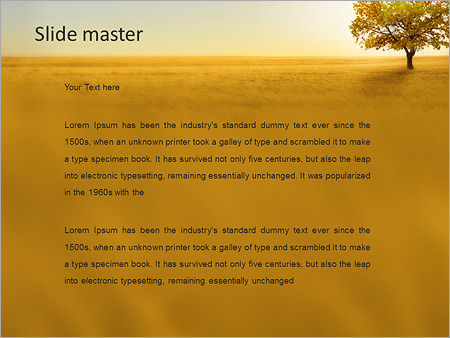 Autumn PowerPoint Template, Backgrounds  Google Slides - ID