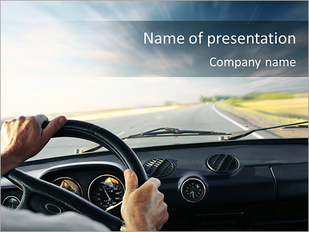 Cars PowerPoint Templates  Backgrounds, Google Slides Themes