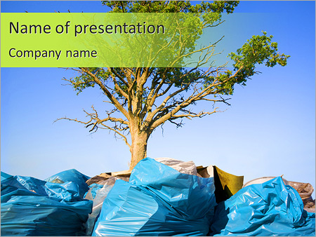 Protect the environment PowerPoint Template, Backgrounds  Google