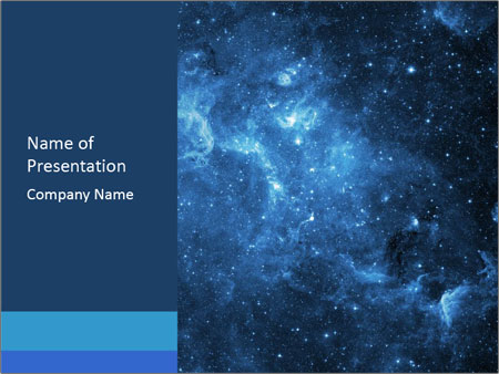 Astronomy Study PowerPoint Template, Backgrounds  Google Slides