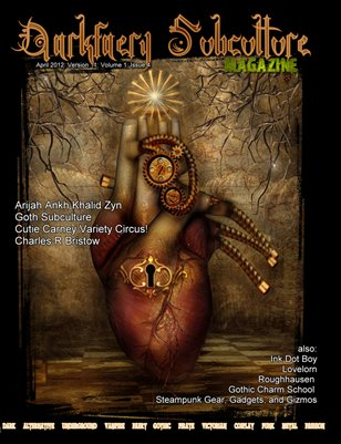 Darkfaery Subculture Magazine: Version 11: Volume 1: Issue 4