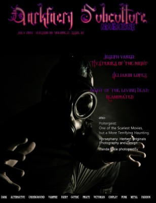 Darkfaery Subculture Magazine: Version 10: Volume 2: Issue 10