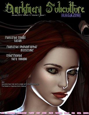 Darkfaery Subculture Magazine: January 2012: Version 11: Volume 1: Issue 1