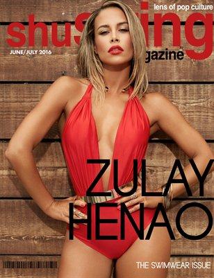 shuString Magazine The Swim Issue 13