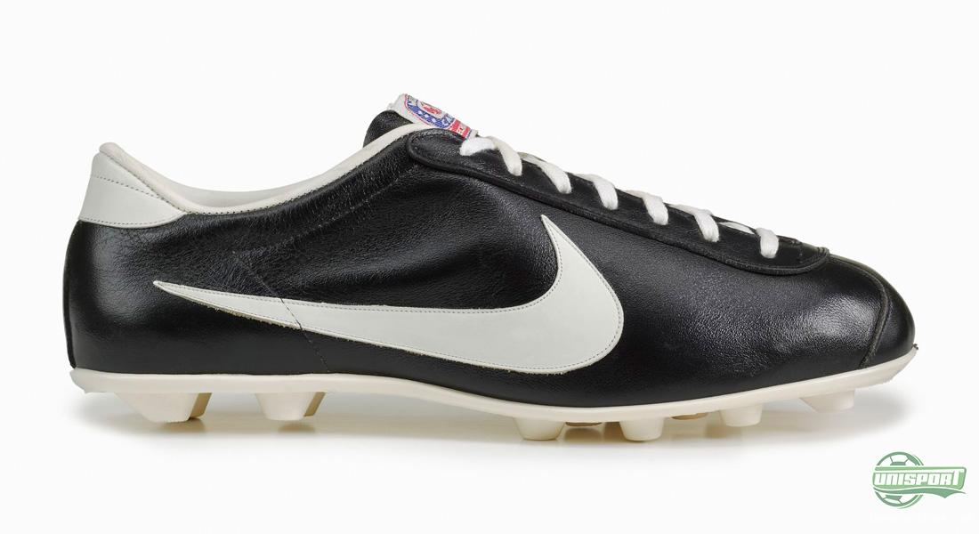 Nike Premier Black White Old School Boot With Modern