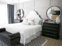 Small Of Gray Bedroom Furniture