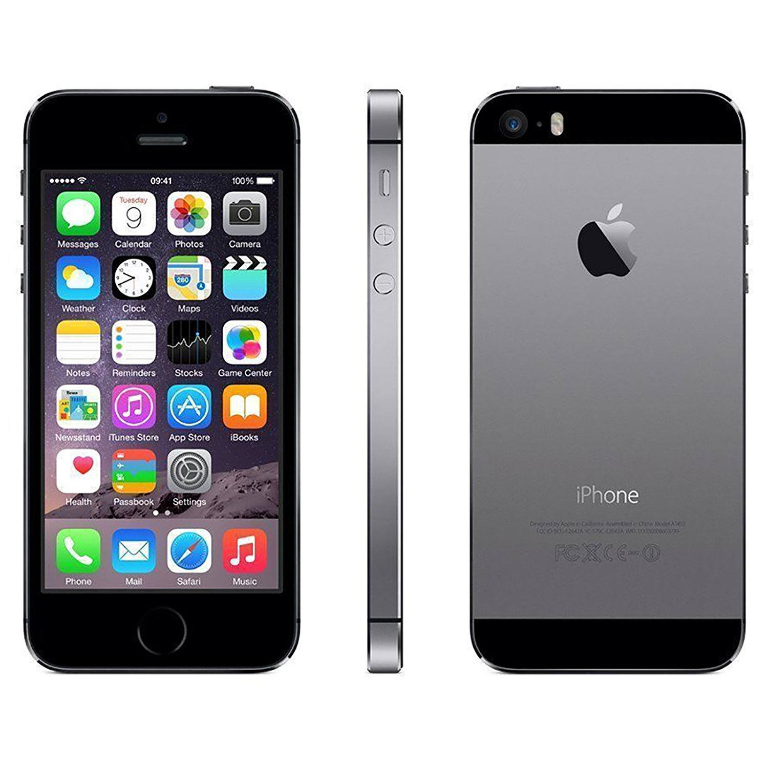 Iphone Mobile Apple Iphone 5s 16gb T Mobile Tanga