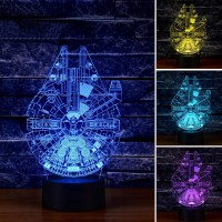 Disney, Superhero & Star Wars and More 3D Illusion ...
