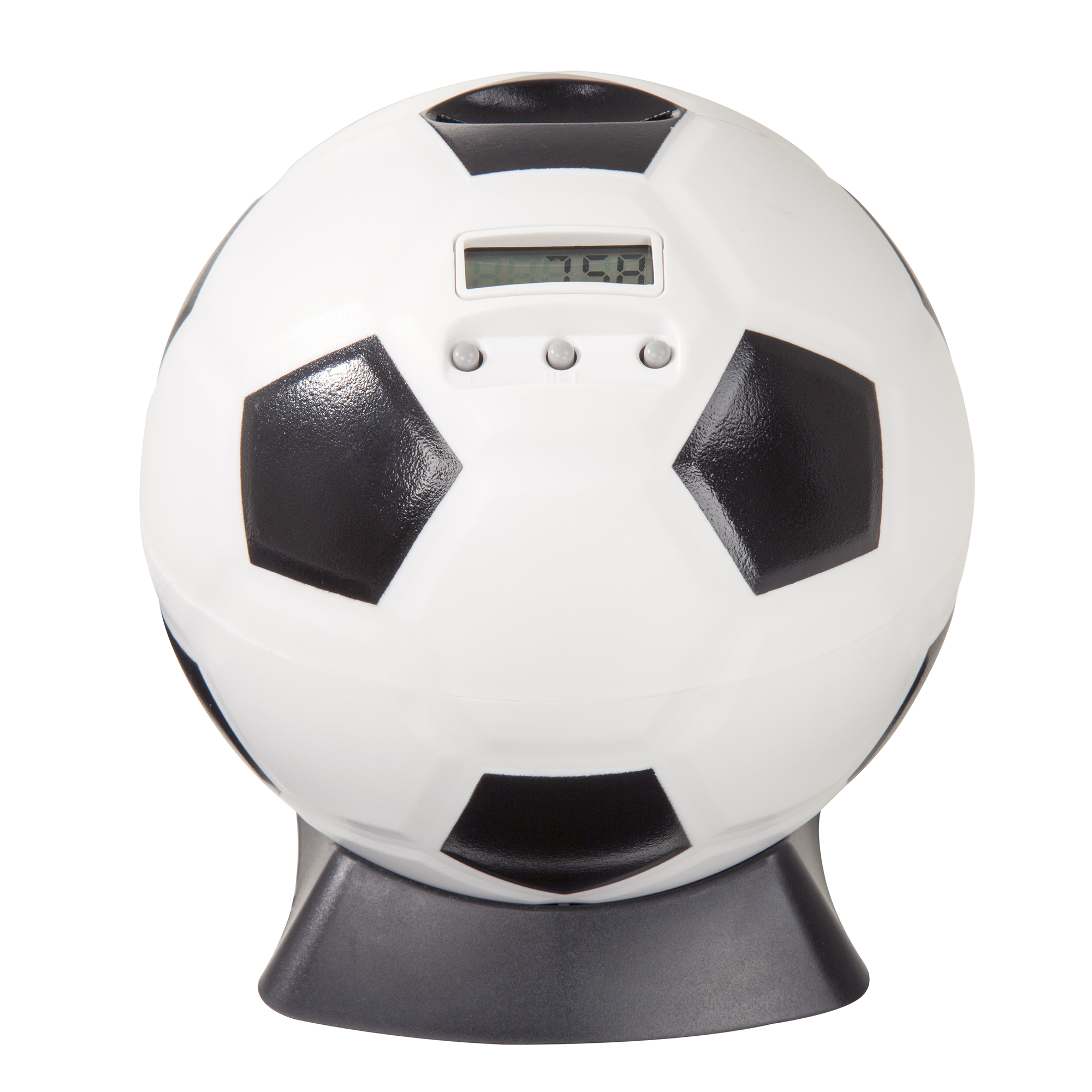 Piggy Bank With Counter Hey Play Soccer Ball Digital Coin Counting Bank Tanga