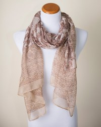 Indie Paisley Scarves - 3 Colors - BelleChic