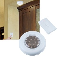 Cordless Ceiling/Wall Light with Remote Control Light ...