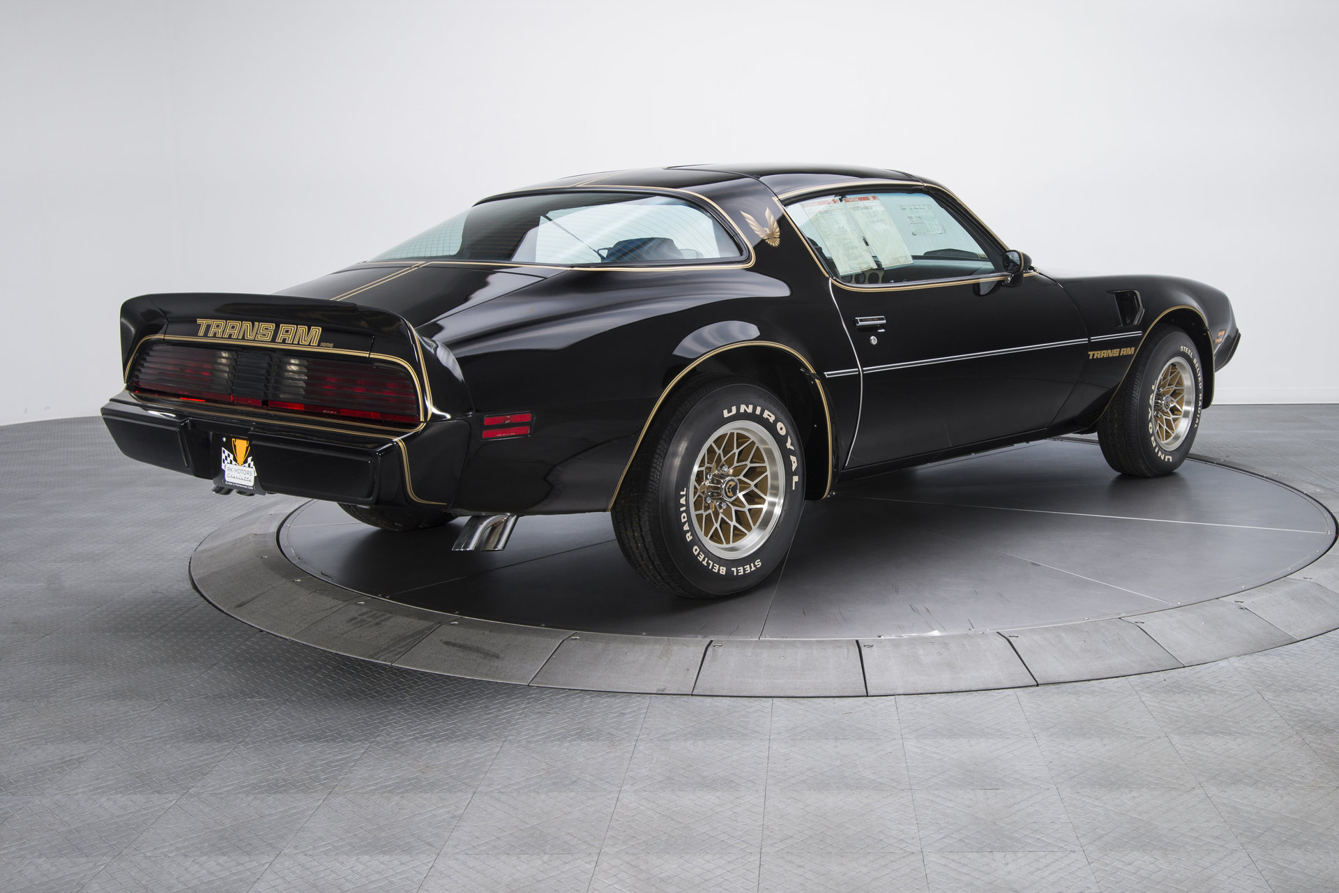 1979 Trans Am Picture This Pristine 1979 Pontiac Trans Am Has Traveled Just 65 Miles