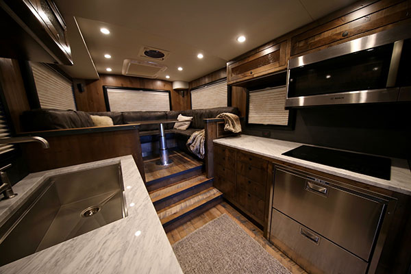 Washer And Dryer Cabinets The Ford F-750-based Earthroamer Xv-hd Is A $1.5 Million