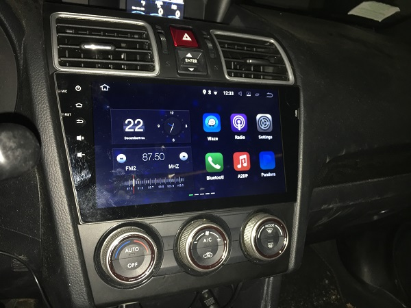 Seicane Lets You Put an Android in Your Dashboard - The Drive