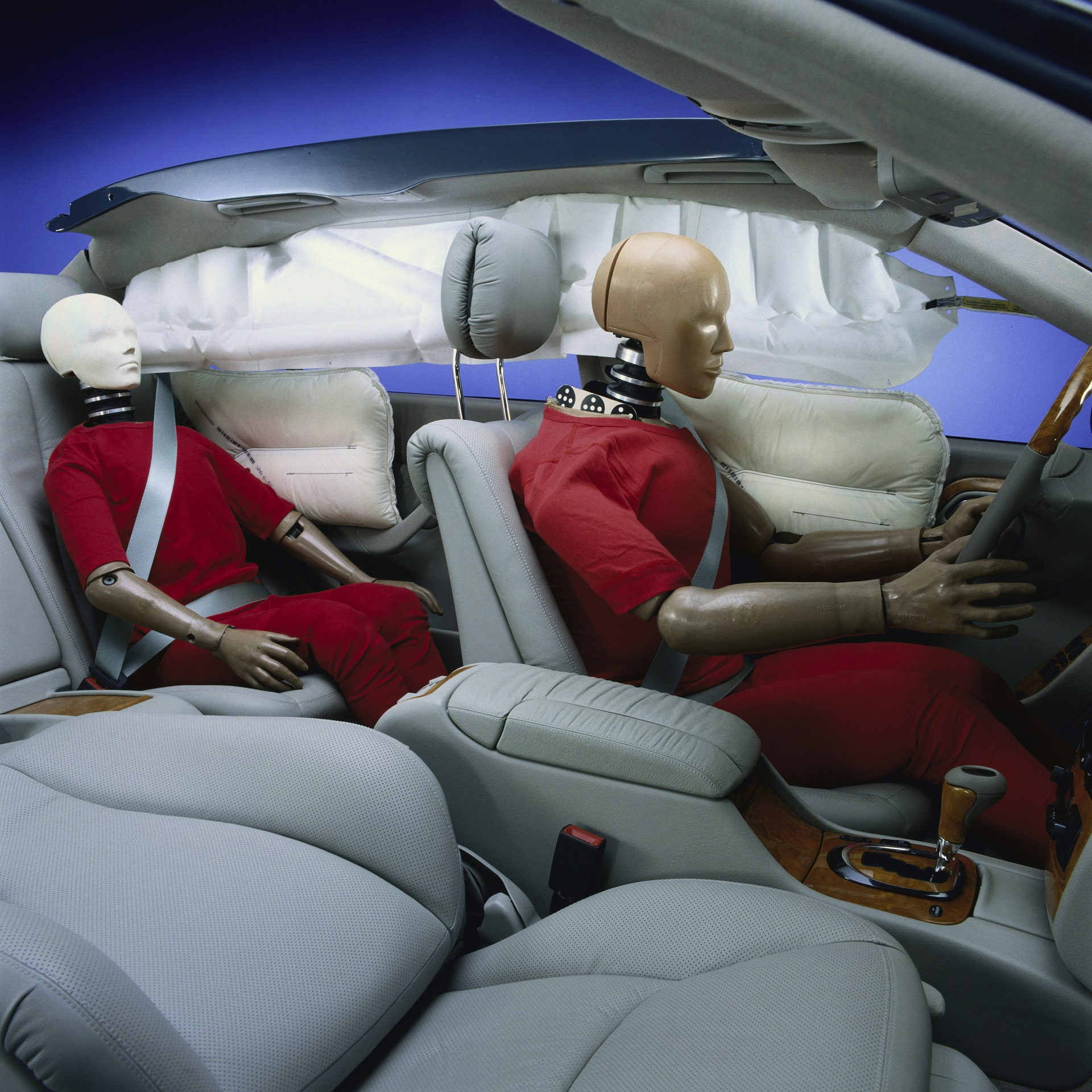 Happy 30th Birthday Front Passenger Airbag The Drive - Vorhang Airbag
