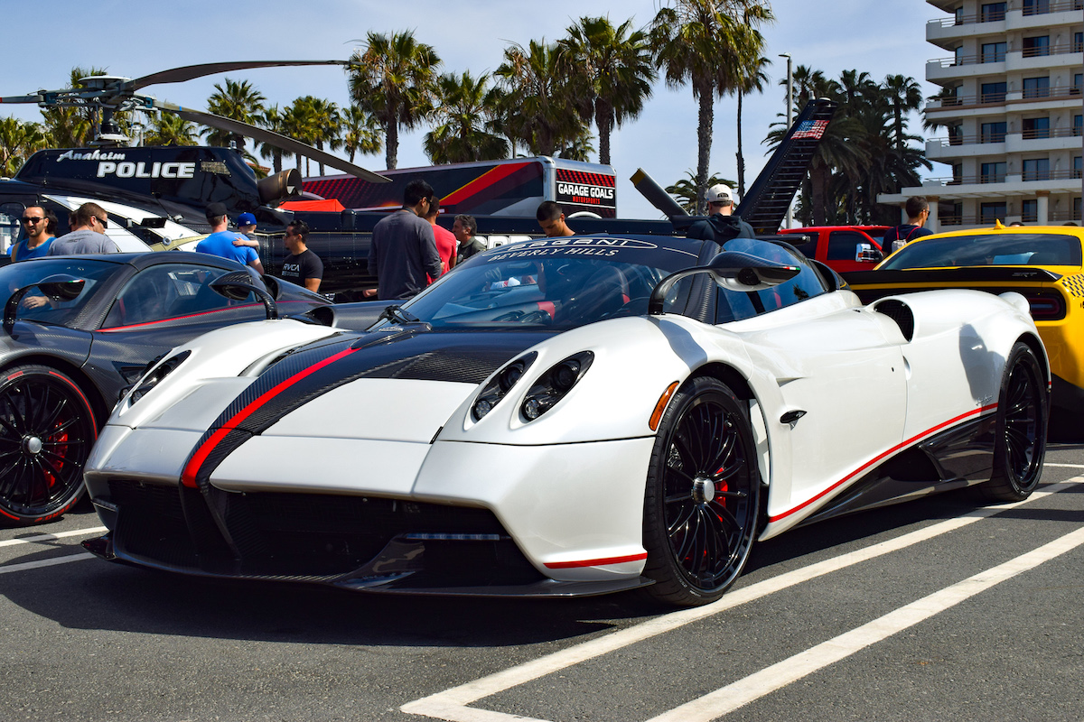 Garage Goals Llc Highlights From Cars N Copters On The Coast A Hypercar
