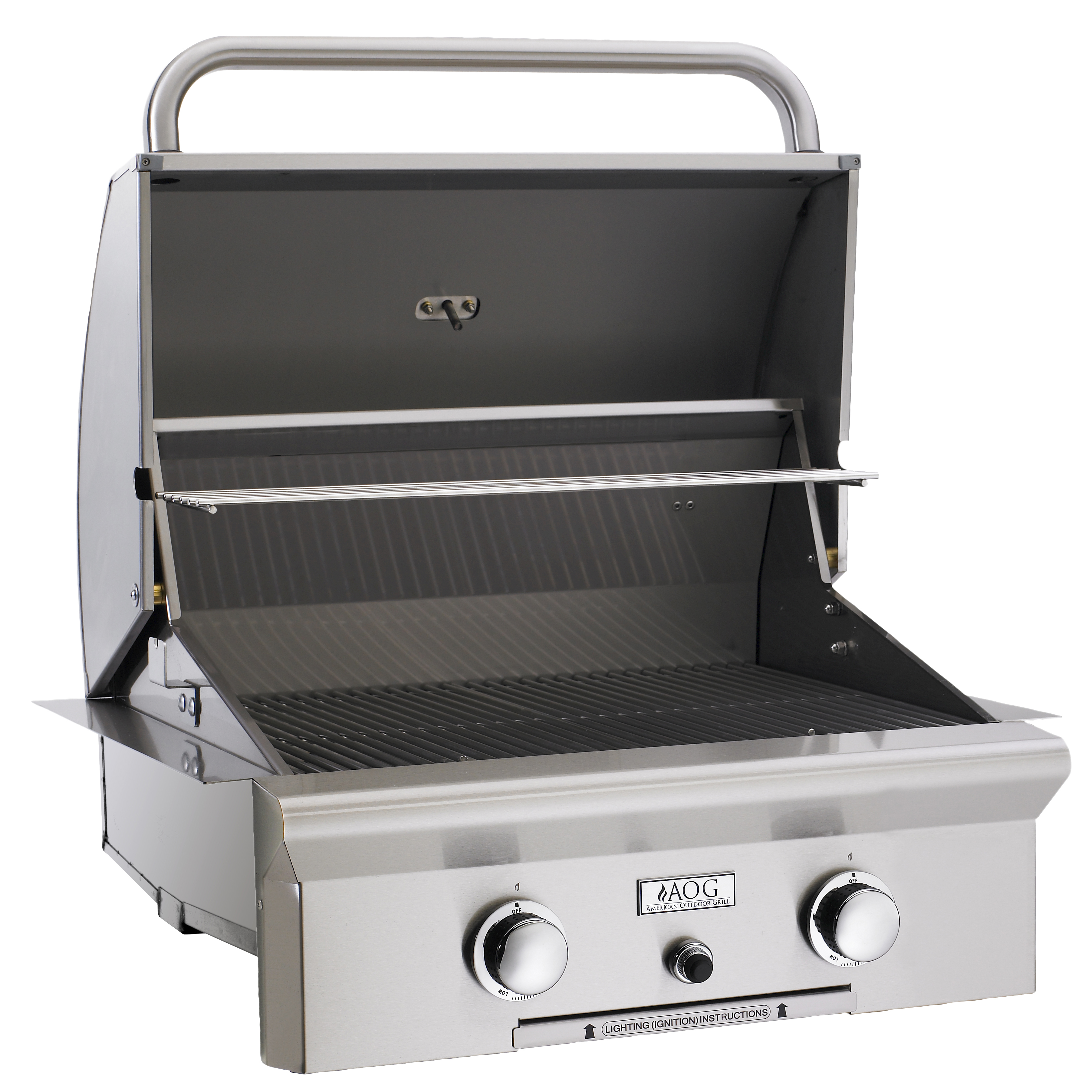 "Grill 24 Aog 24"" ""t"" Series Stainless Steel Built-in Natural Gas ..."