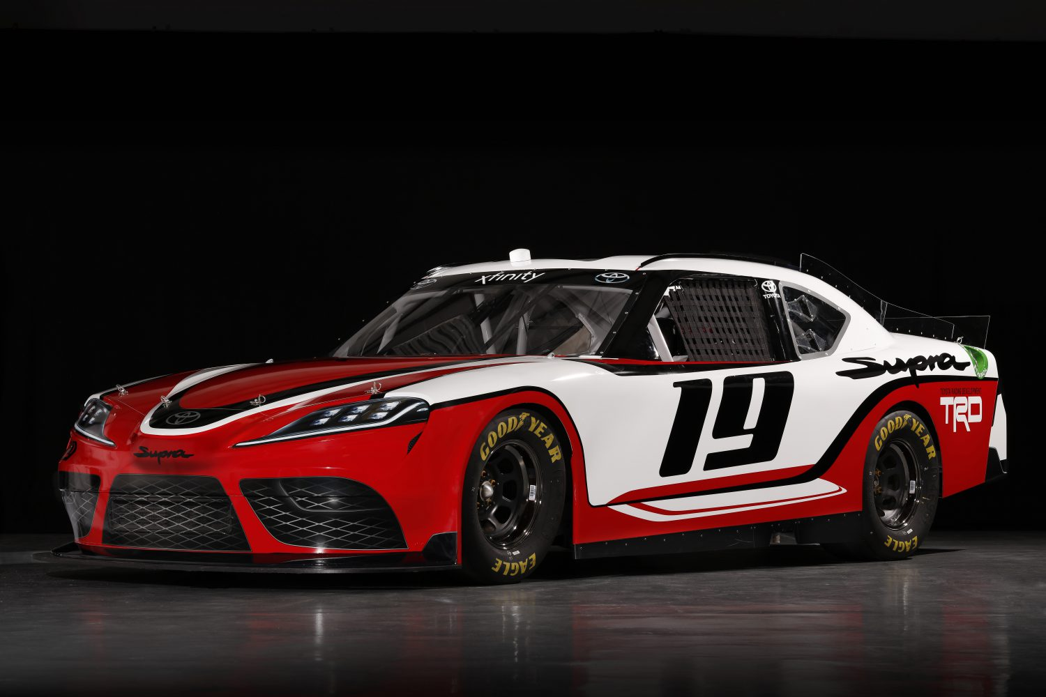 Vehicle Manufacturers In Nascar The Revival Of The Fittest Toyota Supra Gets Back To