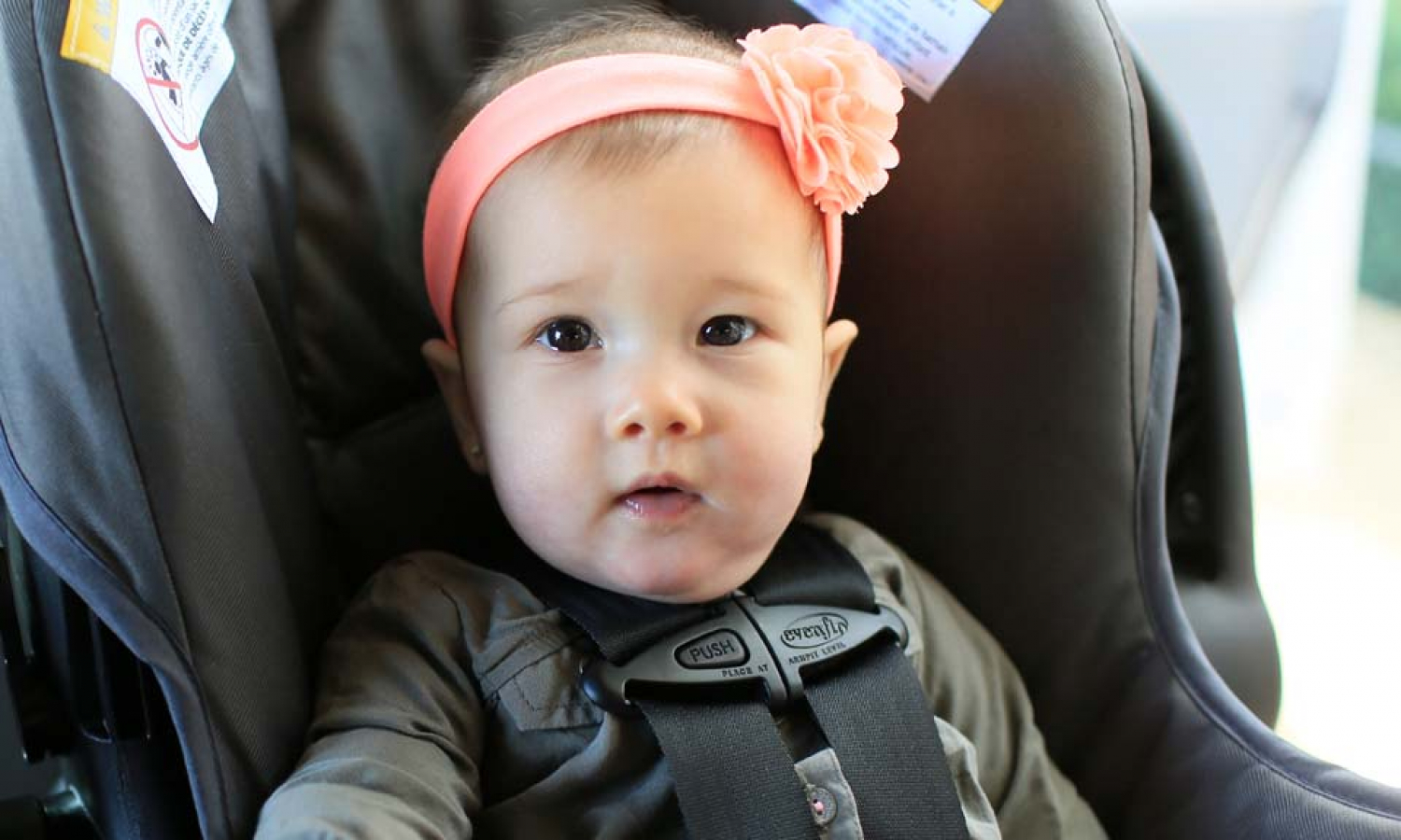 Child Car Seat Usa Buckling Down On Car Seats For National Safety Month