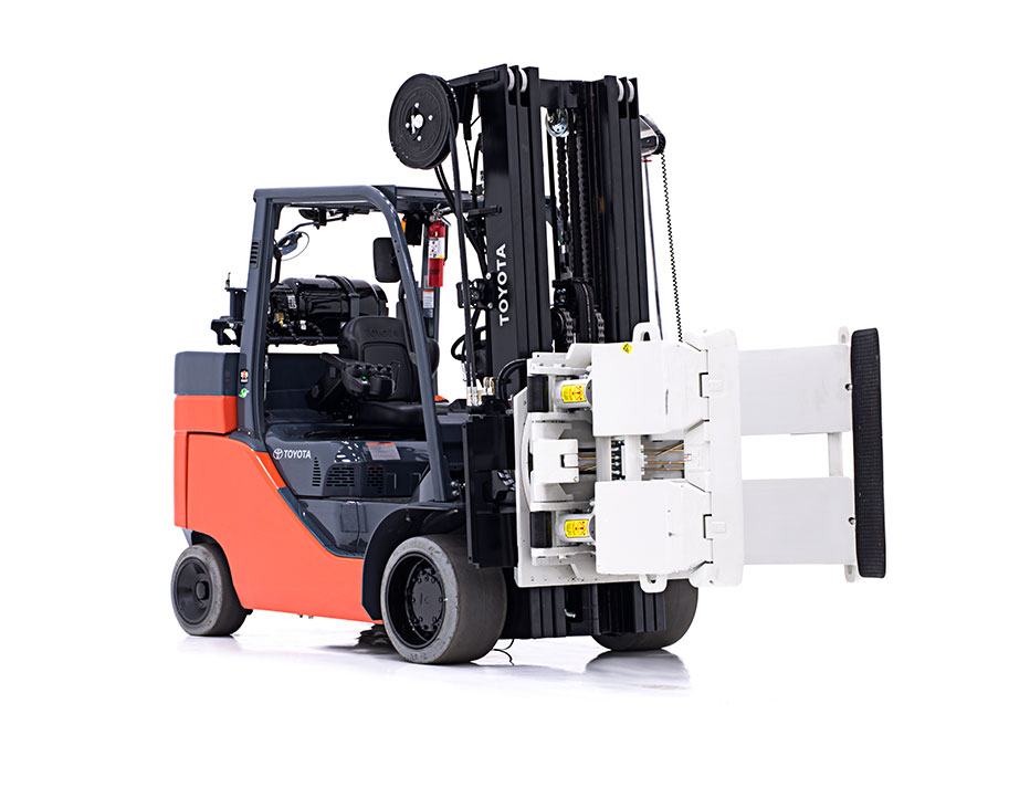 Selecting The Best Forklift Attachments For Added Use