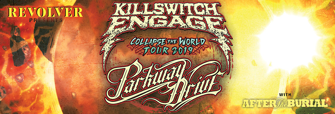 Killswitch Engage and Parkway Drive - WMARocks WMARocks