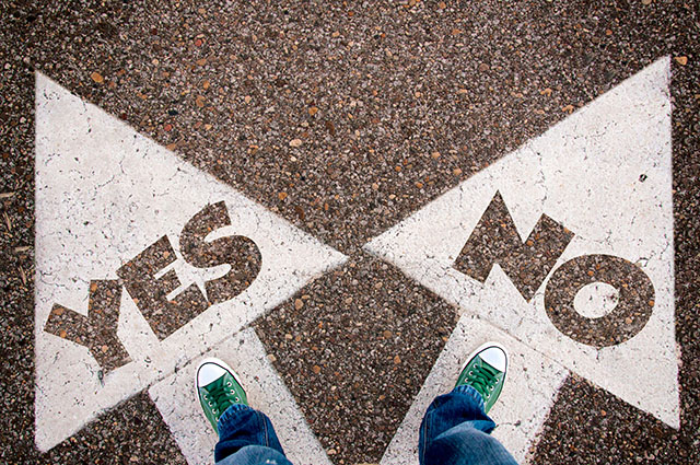 You Have the Right to Say No Discover The Power of Saying No