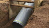 ADS Introduces HPXR75 Stormwater Pipe Technology