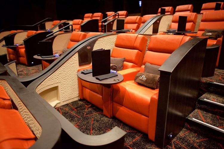 iPic Theaters - Hotel on Rivington