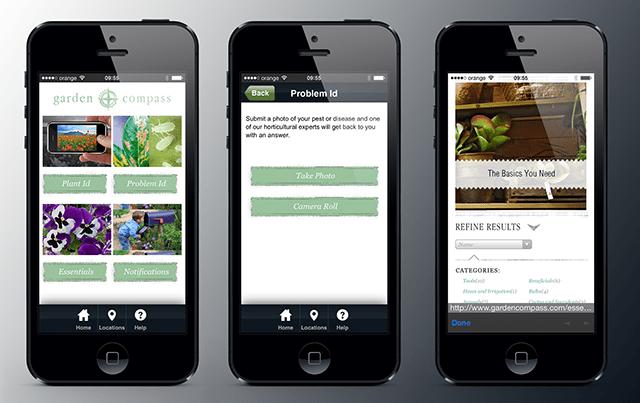 3 Gardening Apps – Thinslices