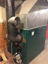 Newmac combination Wood/Oil Furnace And Roth DWT - Brigus ...