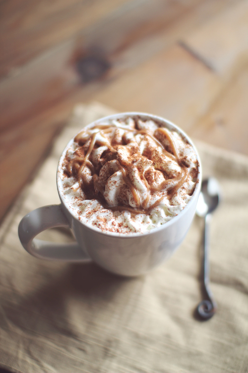 Seasonal Fall Coffee Desktop Wallpaper Skinny Pumpkin Spice Latte Dashing Dish