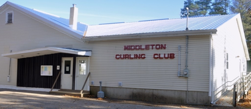 Middleton Curling Club - Culring Pajis