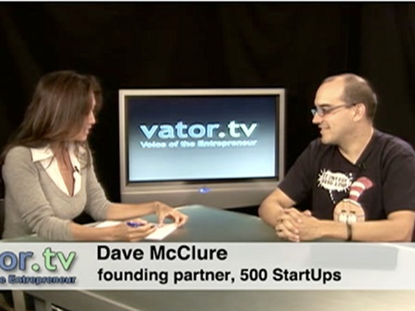Dave McClure on angel and VC bubbles VatorNews