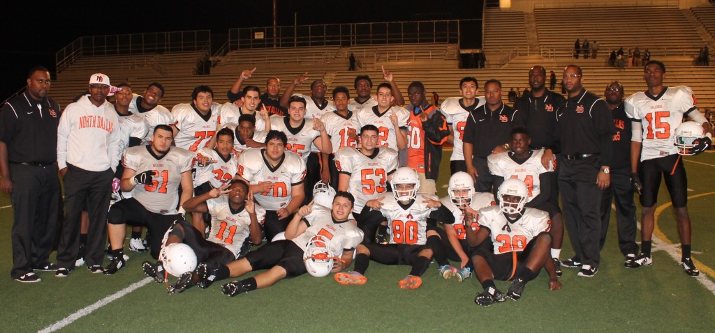 North Dallas High School North Dallas High School 3334339
