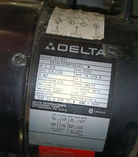 delta saw wiring diagram unisaw wiring diagram dual voltage motor by