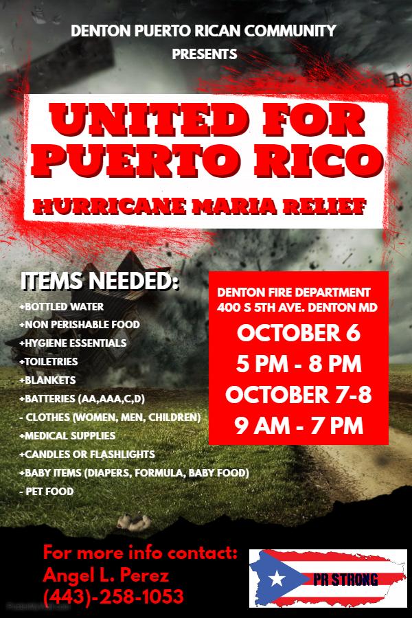 United for Puerto Rico - DelmarvaLife