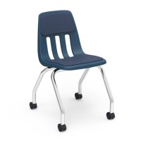 Virco Padded Teachers Chair W/ Casters - 9050p | School ...