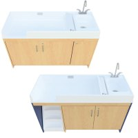 All Changing Table With Sink By Tot Mate Options ...